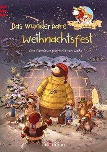 Hase & Holunderbär 08. Das wunderbare Weihnachtsfest