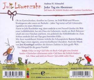 Juli Löwenzahn: Jeder Tag ein Abenteuer.