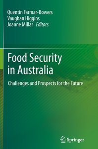 Food Security in Australia