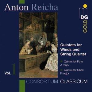 Quintette F.Bläser & Streichquartett Vol.1