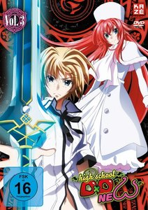 Highschool DXD BorN - DVD 3
