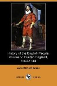 History of the English People, Volume V