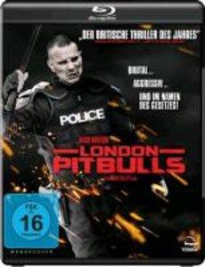 London Pitbulls-Blu-Ray Disc