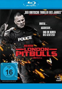 London Pitbulls-Blu-Ray Disc