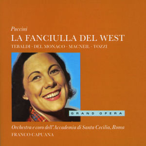 LA FANCIULLA DEL WEST (GA)
