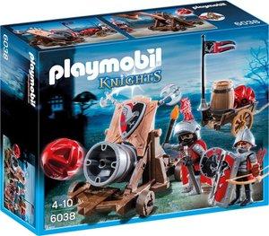 PLAYMOBIL 6038 Riesenkanone der Falkenritter