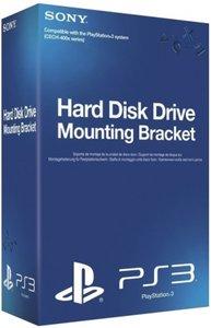 Sony PlayStation 3 - Montagehalterung für Festplattenlaufwerk (P