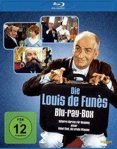 Louis de Funes Blu-ray Box