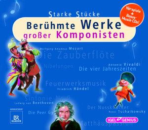 Berühmte Werke groáer Komponisten