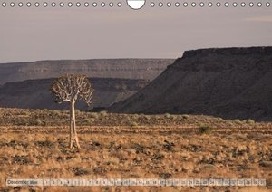 NAMIBIA Christian Heeb / UK Version (Wall Calendar 2015 DIN A4 L