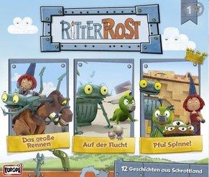 Ritter Rost: TV-Hörspiel-Box 01