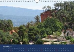 Images de Provence (Calendrier mural 2015 DIN A4 horizontal)