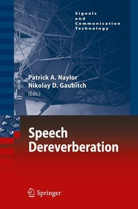 Speech Dereverberation