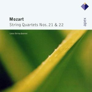 Streichquartette 21 & 22
