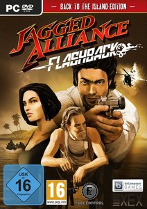 Jagged Alliance: Flashback - Back to the Island-Edition