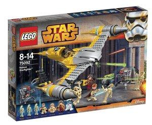Lego 75092 - Star Wars Naboo Starfighter