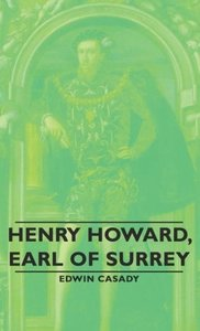 Henry Howard, Earl of Surrey
