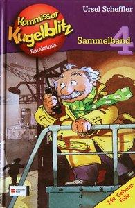 Kommissar Kugelblitz Sammelband 04