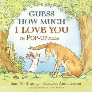 Guess How Much I Love You. Pop-Up