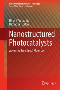 Nanostructured Photocatalysts