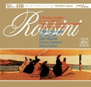 5 Sonate A Quattro UHD-CD 32 bit-Mastering