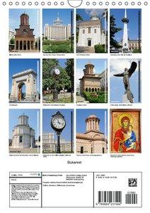 Bukarest (Wandkalender 2016 DIN A4 hoch)