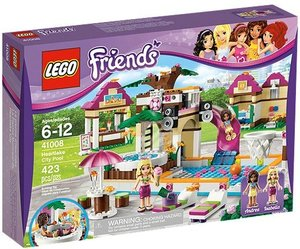 LEGO® Friends 41008 - Grosses Schwimmbad