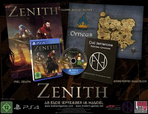 Zenith (PlayStation PS4)
