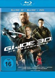G.I. Joe - Die Abrechnung. 3D Superset