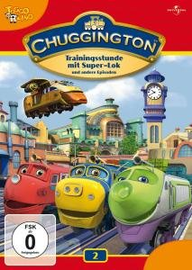 Chuggington Vol.2: Trainingsstunde mit S