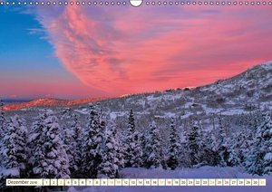 Bühne frei für - Alaska (Wandkalender 2016 DIN A3 quer)