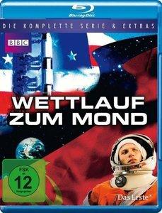 Wettlauf zum Mond. Blu-ray + DVD