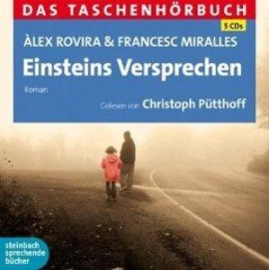 Einsteins Versprechen-Taschenhörbuch
