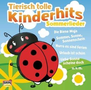 Tierisch tolle Kinderhits-Sommerlieder