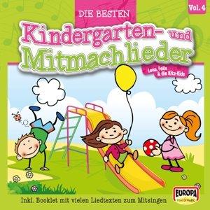 Die schönsten Kindergarten-und Mitmachlieder,Vol