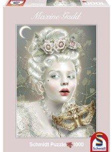 Schmidt Spiele 58165 - Maxine Gadd: Cinderella, 1.000 Teile