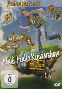 Halli Hallo Kindershow Im Zoo (DVD)