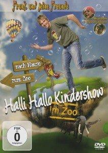 Halli Hallo Kindershow Im Zoo (DVD)