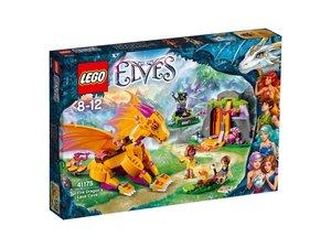 LEGO Elves 41175 Lavahöhle des Feuerdrachens
