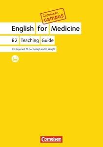Cornelsen Campus: English for Medicine. Handreichungen für den U