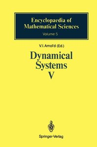 Dynamical Systems V