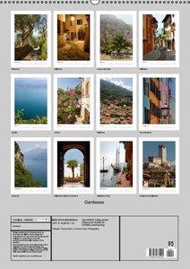 Kuehn, T: Gardasee (Wandkalender 2015 DIN A2 hoch)