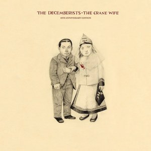 The Crane Wife (Limited 10th Anniv.Dlx.5xlp+Bluray)