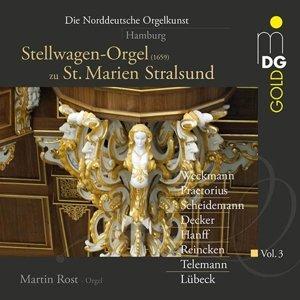 Norddeutsche Orgelkunst Vol.3