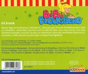 Bibi Blocksberg 48 ist krank
