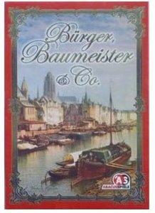 Abacusspiele 4091 - Bürger, Baumeister und Co.