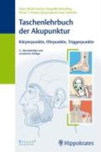 Hecker, H: Taschenlehrbuch Akupunktur