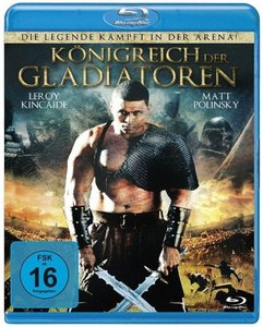 Königreich der Gladiatoren (Blu-ray)