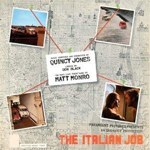 The Italian Job (Ldt.Back To Black Edt.)