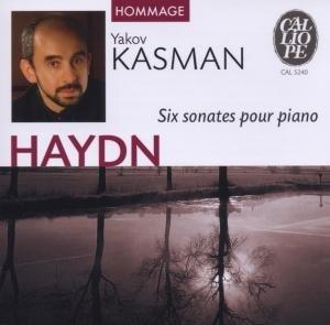 Six Sonates Pour Piano